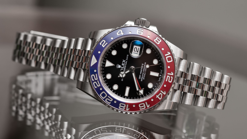 What is the Reason for the Shortage of Rolex in the Market?