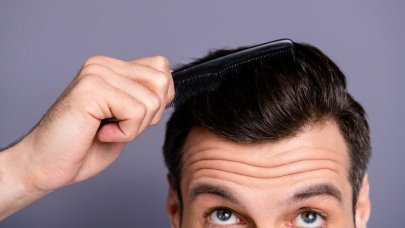 Hair Care Guide For Men To Get Smooth And Shiny Hair Naturally