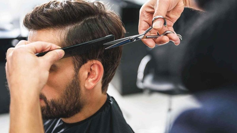 Haircuts For Men With Medium Hair